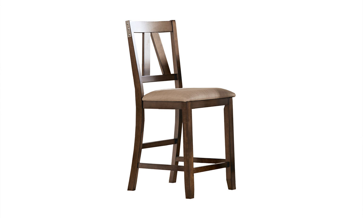 A-America Eastwood Upholstered Counter Height Dining Chair