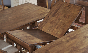 A-America Eastwood Trestle Counter Height Dining Table