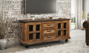 Horizon Home San Miguel 65-Inch Server Console