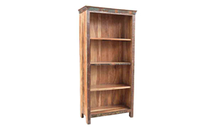 Bangladesh Handcrafted Solid Wood Bookcase