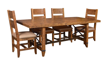 Horizon Home San Miguel Solid Pine Dining Table