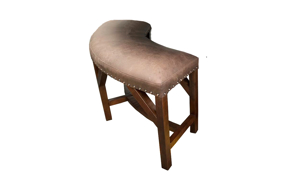 Urban Roads Newport Curved Dining Bench