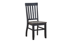 Raven Farmhouse Two-Tone Dining Chair