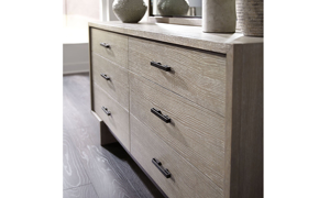 Palliser Podium 6-Drawer Dresser