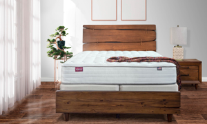 PURA Superb Natural Innerspring Contour Mattresses