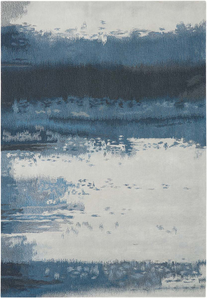 Picture of Calvin Klein Luster Wash SW17 Shade Area Rugs