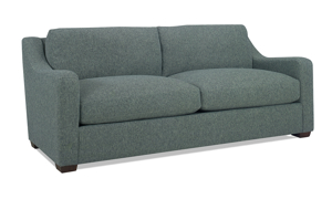 Carolina Custom Danfield Sofa Sea Blue