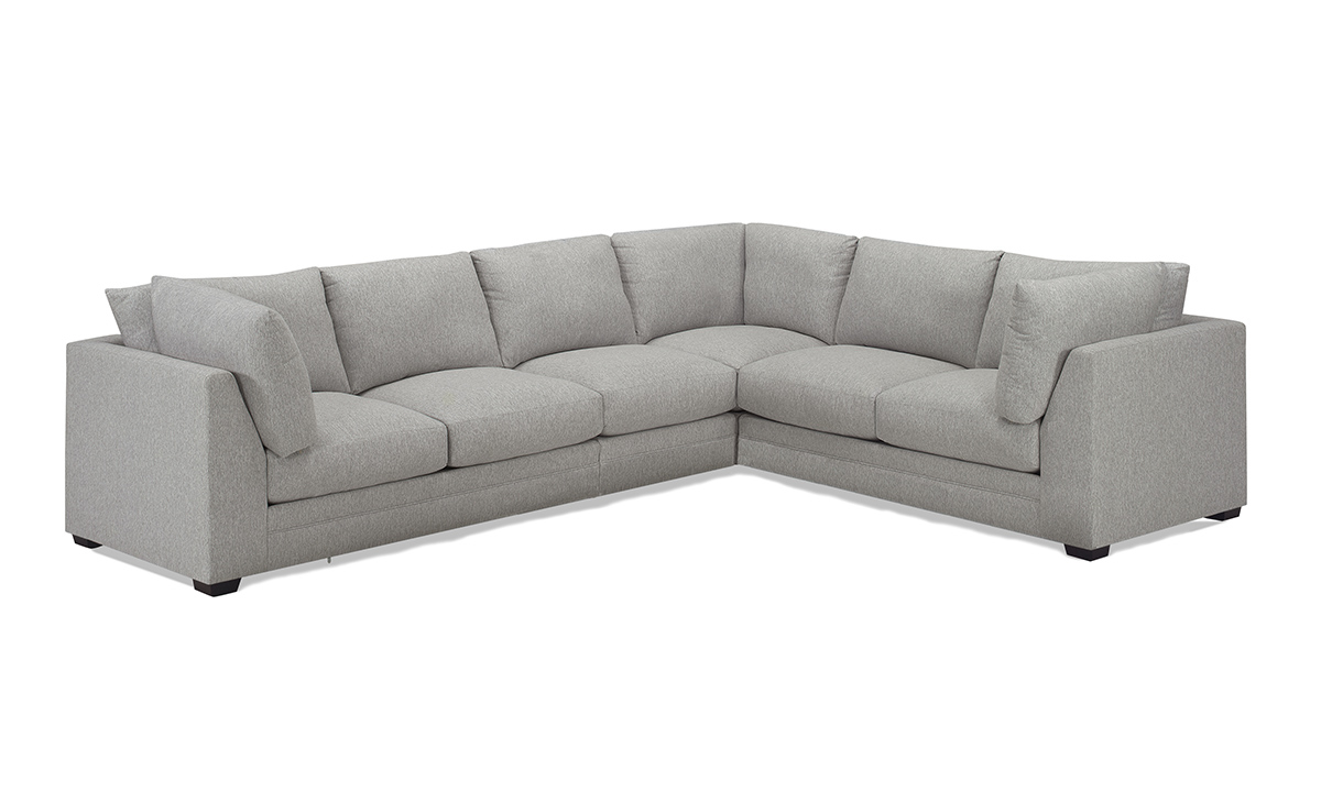 Picture of Carolina Custom Holloway 4-Piece Sectional Stone