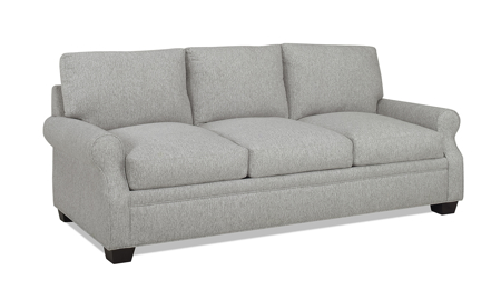 Carolina Custom Larkspur Sofa Stone