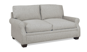 Carolina Custom Larkspur Loveseat Stone