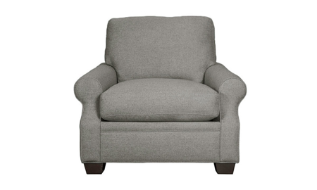 Carolina Custom Larkspur Chair Charcoal