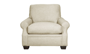 Carolina Custom Larkspur Chair Linen