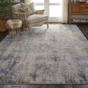 Picture of Rustic Textures RUS01 Grey/Beige