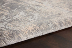 Picture of Rustic Textures RUS01 Ivory/Silver