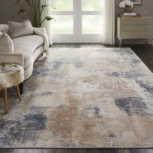 Picture of Rustic Textures RUS02 Beige/Grey