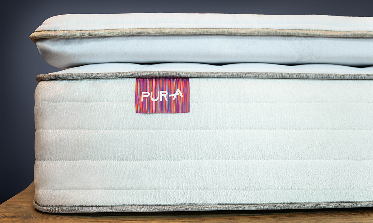 PURA Superb Natural Duvet Mattress Toppers