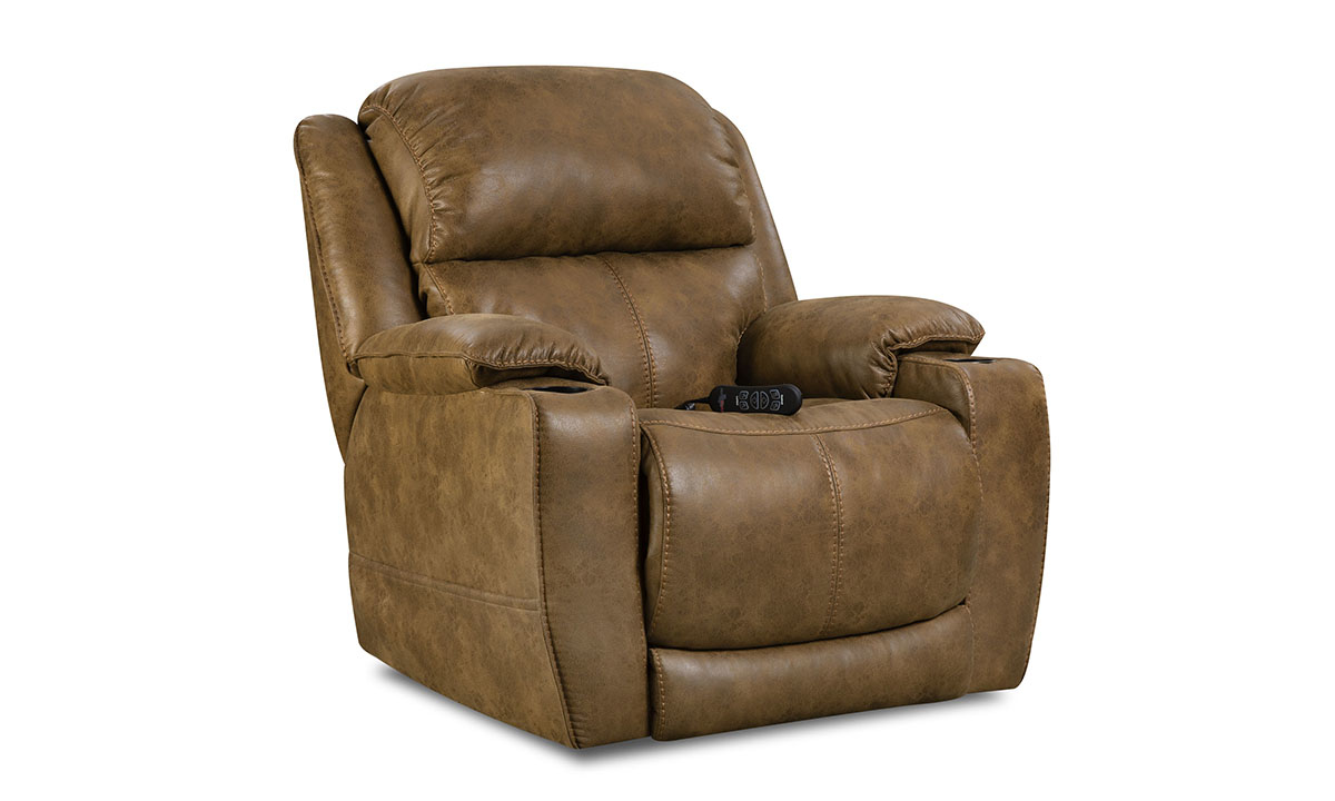 Starship Saddle Power Theatre Recliner with Power