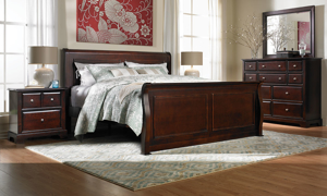Private Reserve Isabella Louis Philippe 10-Drawer Dresser