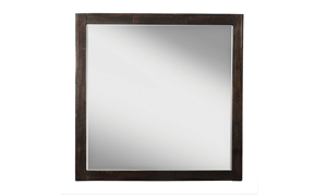 Jackson Lodge Rustic Studio Mirror