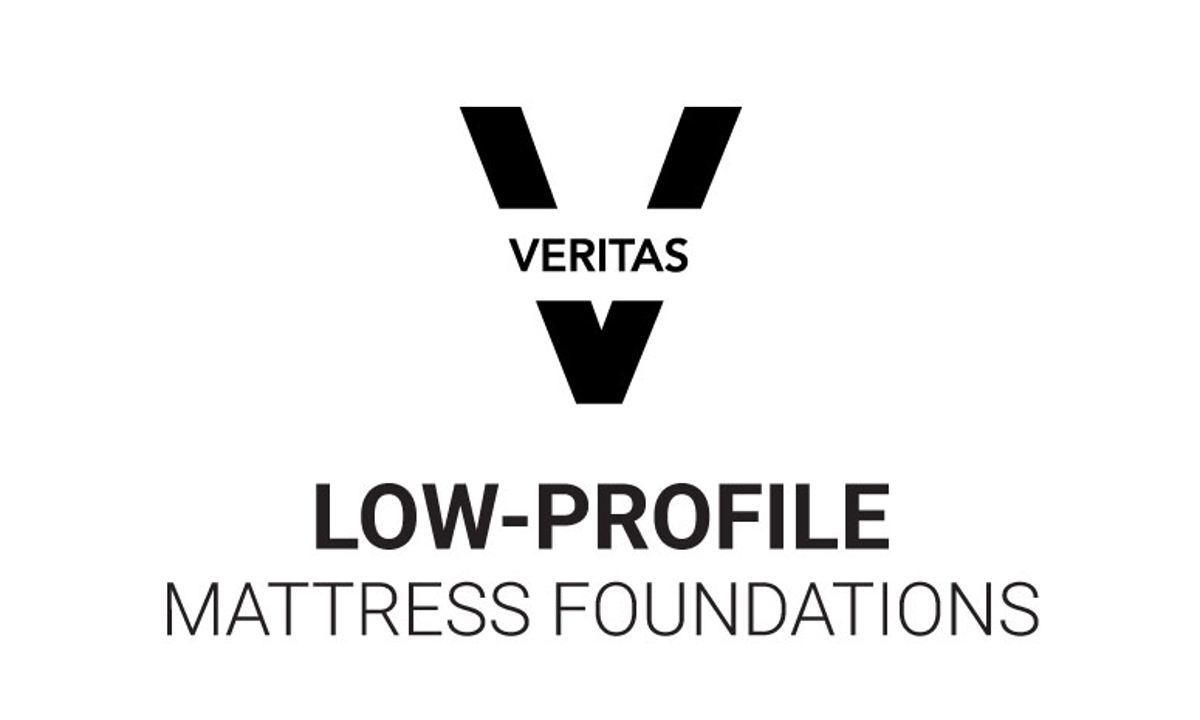 """VERITAS Collection Low-Profile 5"""" Mattress Foundations"""