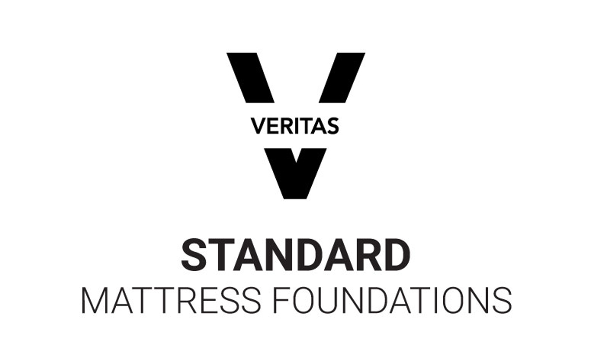 "VERITAS Collection Standard 9"" Mattress Foundations"