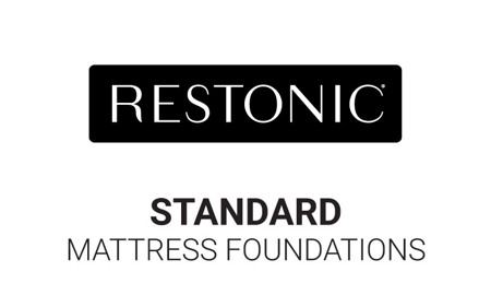 "Restonic Biltmore Standard 9"" Mattress Foundations"