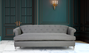 Jessica Jacobs Dixie Grey Sofa