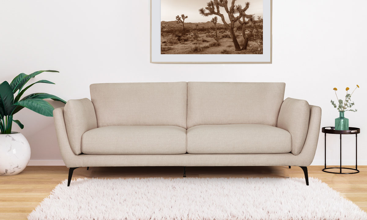 Picture of Janette Larkin Oat Sofa