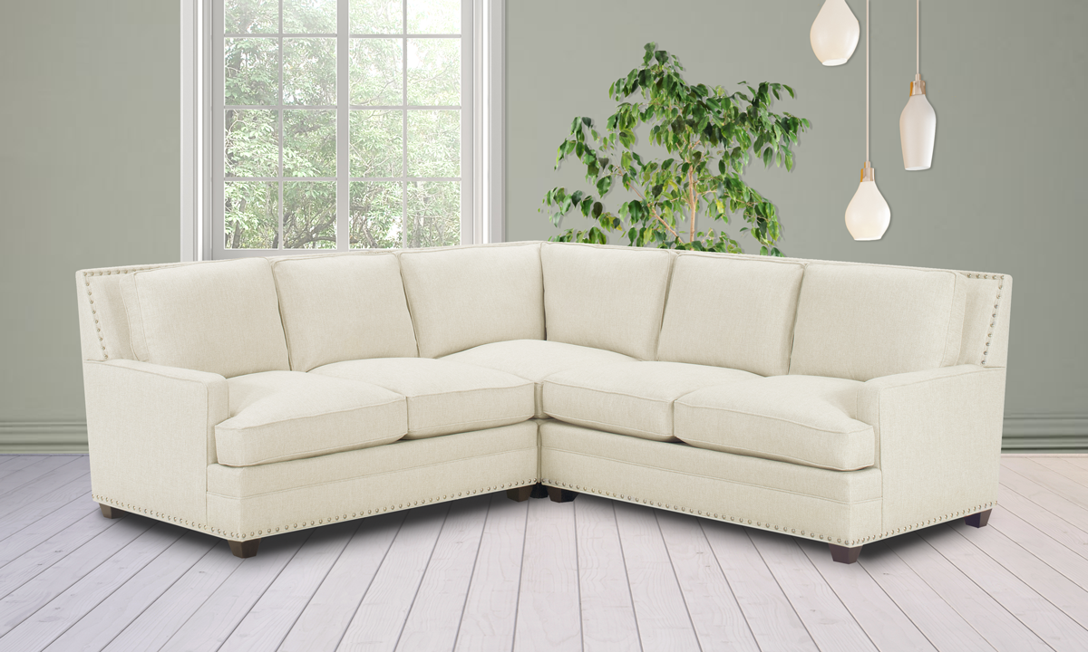 Picture of Carolina Custom Noland 3-Piece Sectional Linen