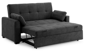 Nantucket Charcoal Queen Sleeper Sofa