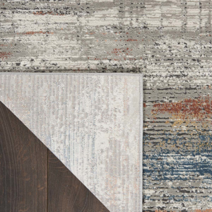 Picture of Rustic Textures RUS12 Grey/Multi