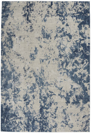 Picture of Rustic Textures RUS16 Grey/Blue