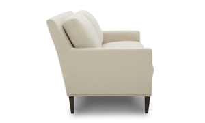 Bella Beige 3-Piece Contemporary Living Room Set