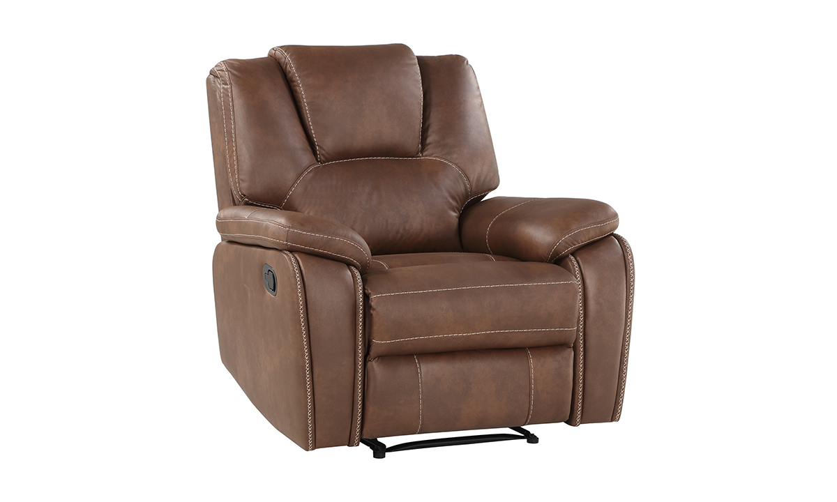 Picture of Katrine Chestnut Manual Recliner