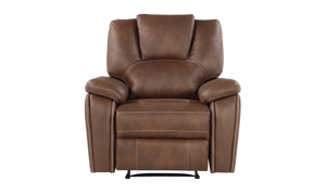 Katrine Chestnut Manual Recliner