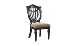 Grand Estates III 5-Piece Dining Set with Wood Side Chairs