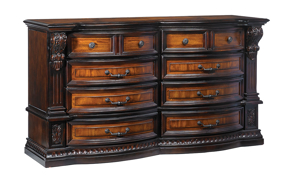 Grand Estates 8-Drawer Dresser