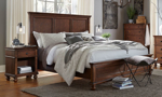 Oxford Whiskey Panel Beds
