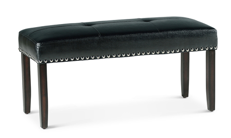 Westby Black Dining Bench