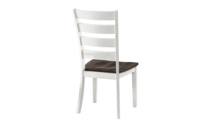 Kona Grey Solid Mango Wood Dining Chair