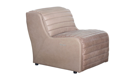 Heidi Jubilee Top Grain Leather Power Recliner