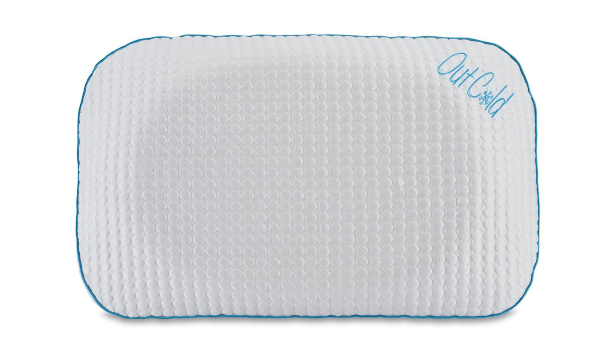 I Love My Pillow Out Cold Dual Climate Queen Pillow