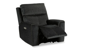 Cristiano Graphite Power Recliner