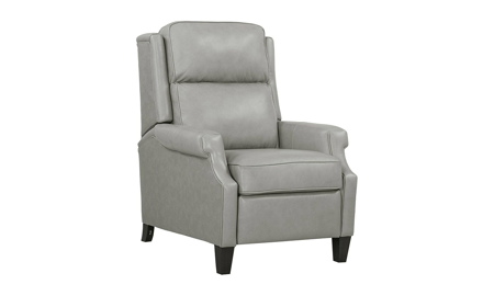 Dixon Mist Top Grain Leather Recliner