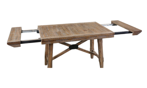 Riverdale Driftwood Dining Table