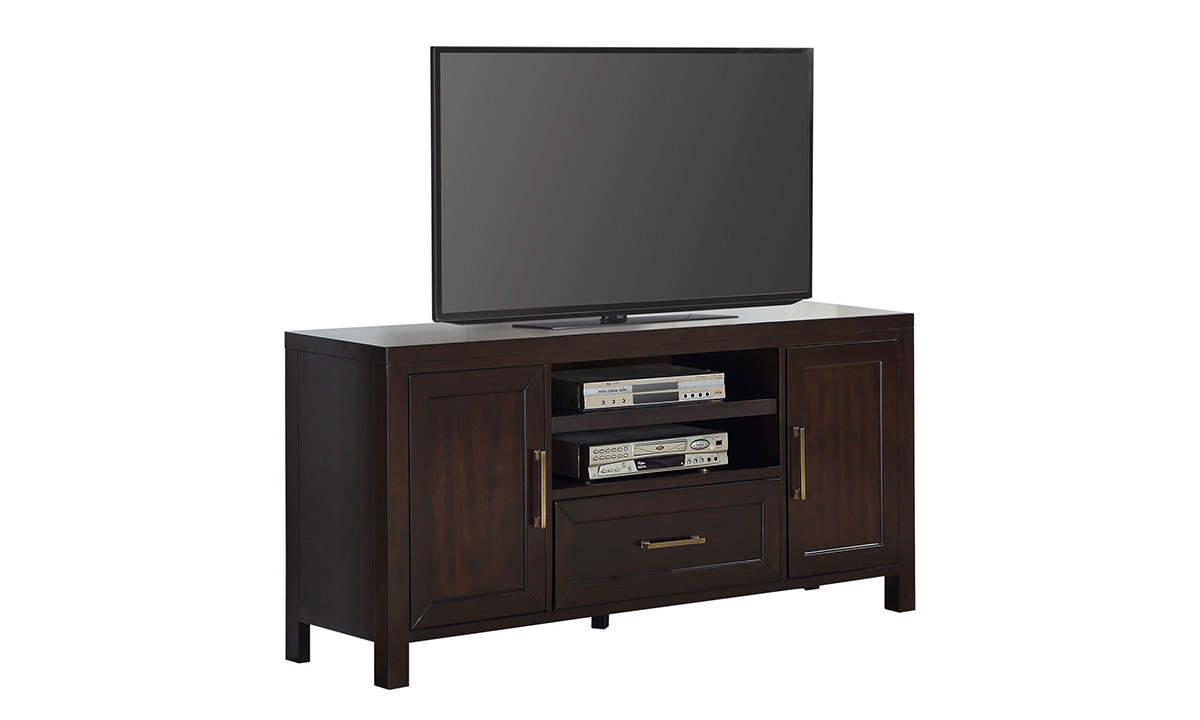 Picture of Greenwich Walnut Entertainment Console