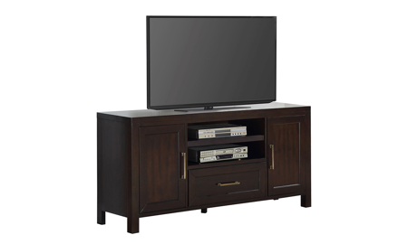 Greenwich Walnut Entertainment Console