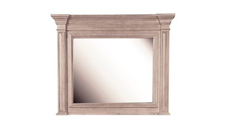 Santa Fe Golden Oak Mirror