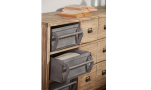 Magnolia Home Workshop Ecru 9-Drawer Dresser