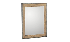 Magnolia Home Workshop Ecru Wall Mirror